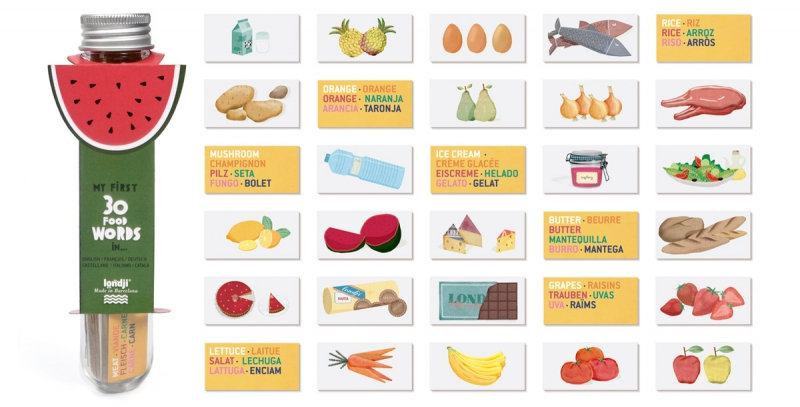 Micro Dictionnary Food