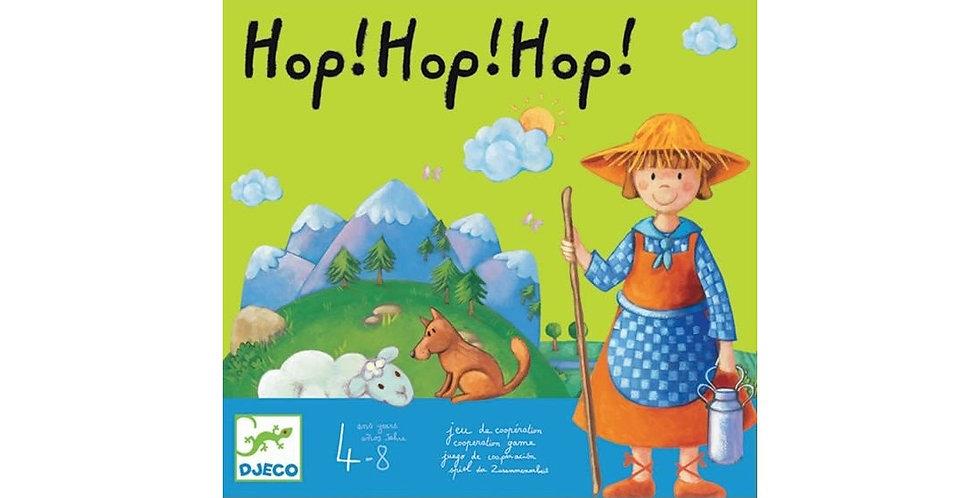 Jeux - Hop Hop Hop