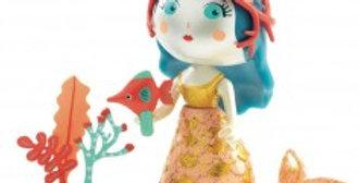 Arty Toys Princesses - Aby et Blue