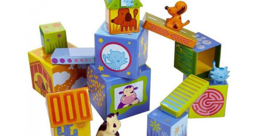 Cubes 1er age - Cubanimo