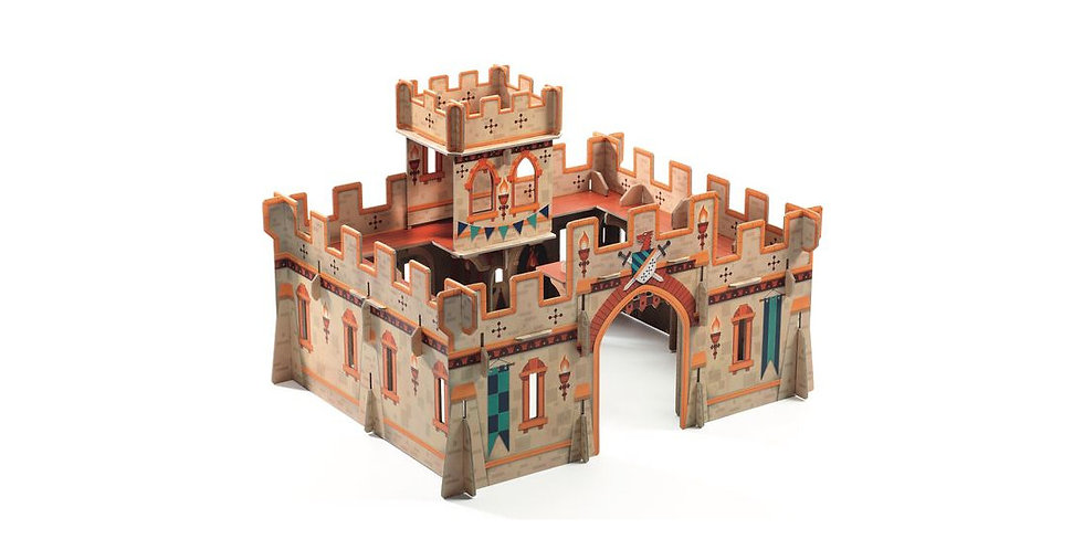 Pop to Play - Chateau medieval