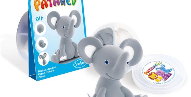 Patarev Pocket - Elephant