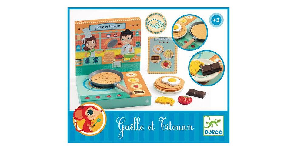 Gourmandises - Gaelle et Titouan