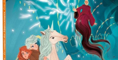 Le maître des licornes - 7 - le complot des hippocampes
