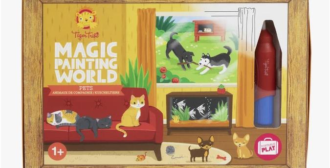 Magic Painting - Pets