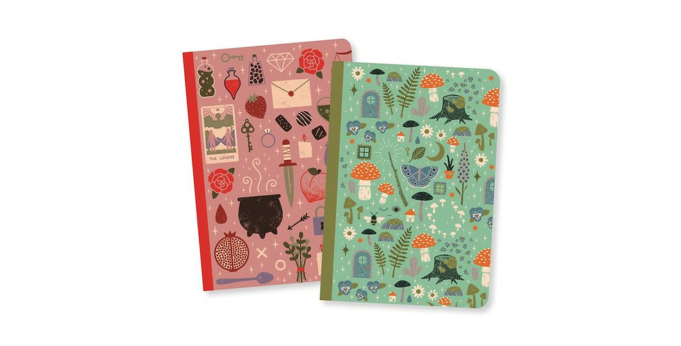 Lovely Paper - Duo petits carnets Camille