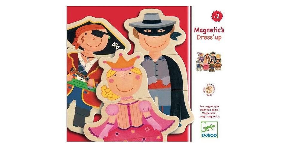 Magnetic's bois -  Dress'up