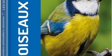 Mes 1ers animaliers sonores - Les oiseaux
