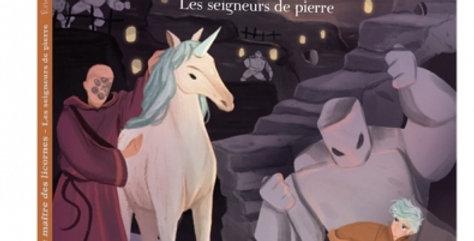 Le maître des licornes - 5 - Les seigneurs de pierre