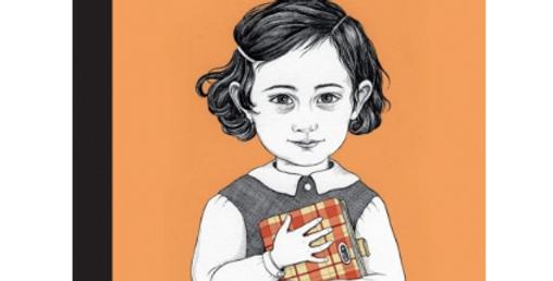 Petite et Grande - Anne Frank