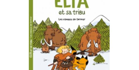 BD - Elya et sa tribue - Les oiseaux de terreur