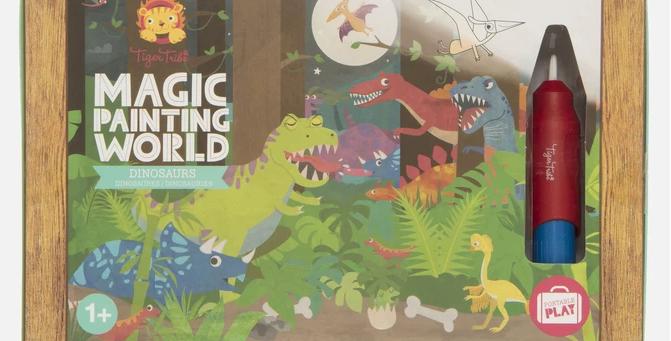 Magic Painting - Dinosaurs