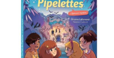 Le club des Pipelettes - 9 - L'épreuve mystère