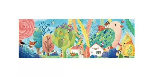 Puzzles Gallery - Miss Birdy 350 pcs