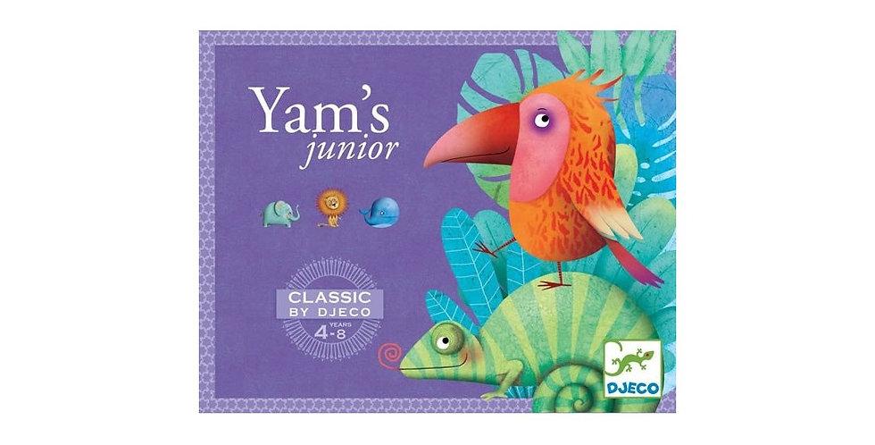 Jeux classiques - Yam's junior