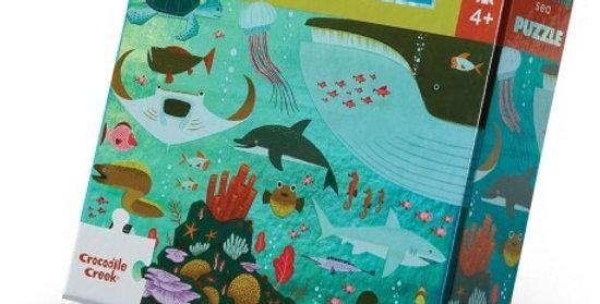 60 pcs Foil - Shimmering sea