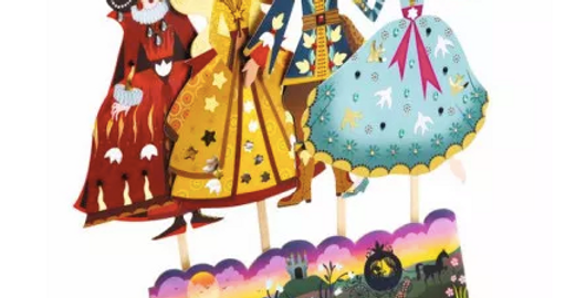 DIY - Marionnettes Cendrillon