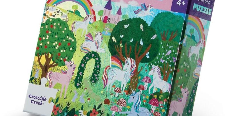 60 pcs Foil - Sparkling unicorn