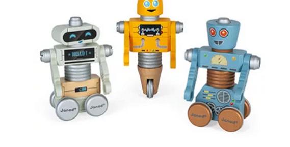 Brico'kids Robots
