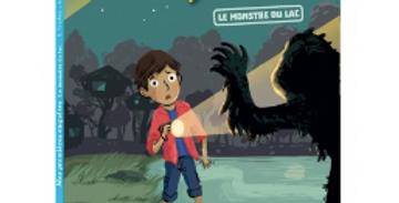 Mes 1ères enquêtes - Le monstre du lac