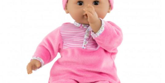 Bébé calin Maria Fleurs de Corolle