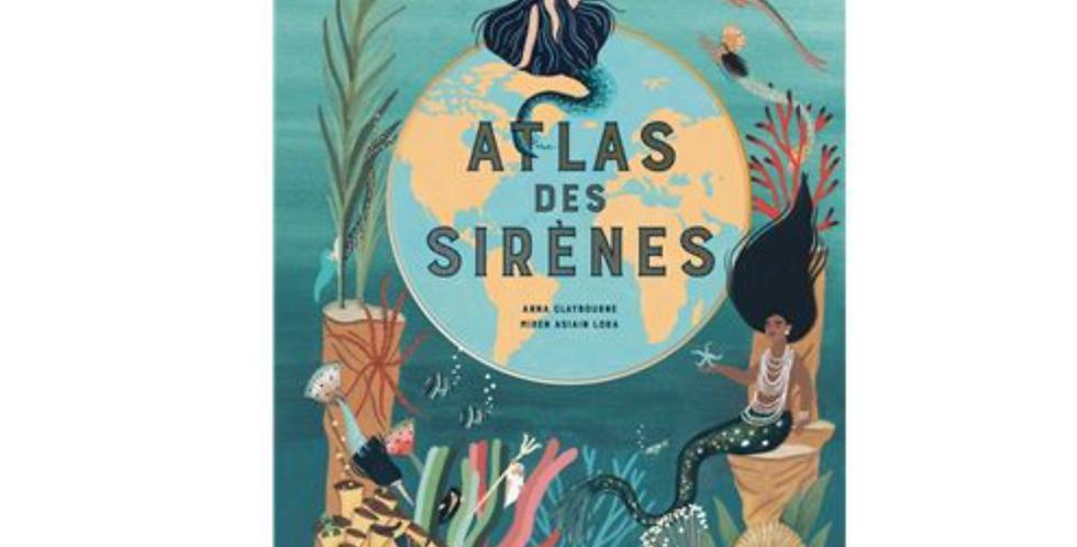 Atlas des sirènes - Kimane