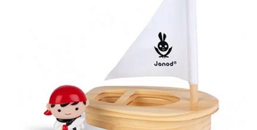 John Mouss' et son navire