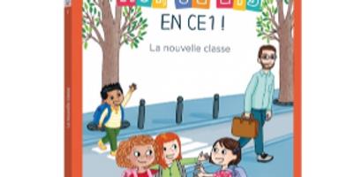 Moi, Je lis en CE1 - La nouvelle classe