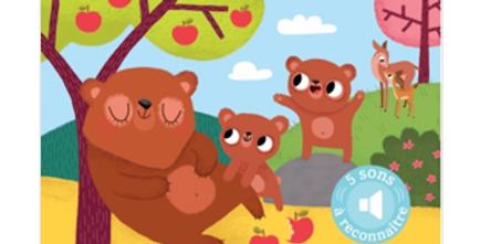 Mon 1er imagier à écouter - Les bébés animaux