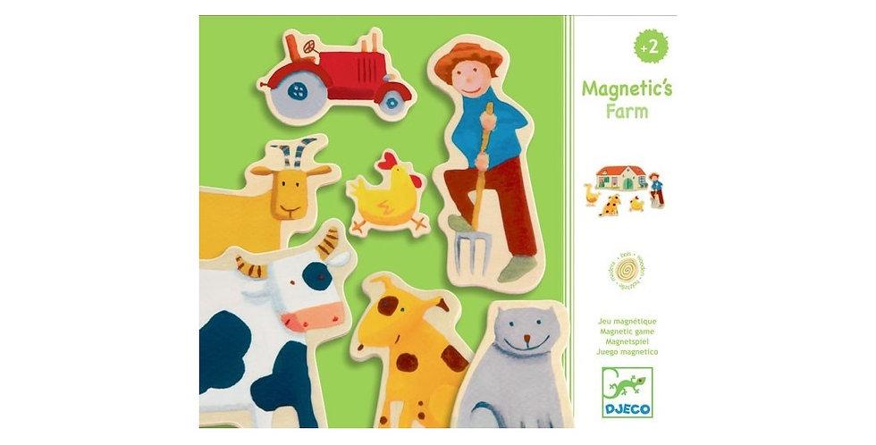 Magnetic's bois - Farm