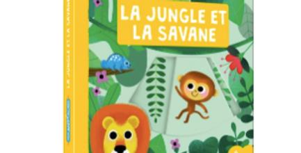 Mon Anim'agier - La jungle et la savane