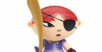 Arty Toys Pirates - Mary Scarlett