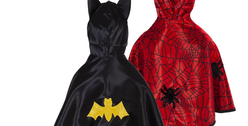 Cape Spider - Bat baby reversible