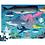 Thumbnail: 36 pc Shaped Puzzle - Shark reef