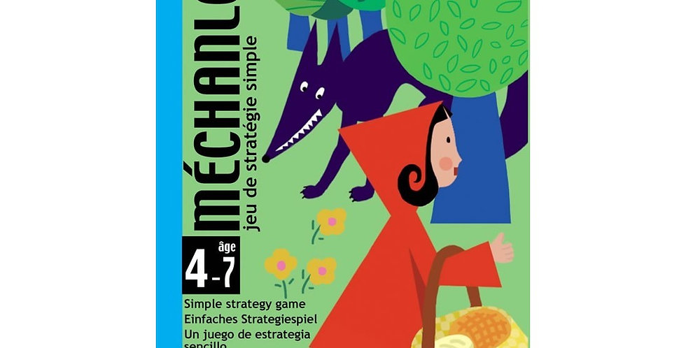 Jeux de cartes - Mechanlou