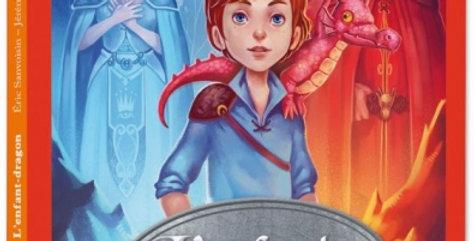 L'enfant dragon - Le fils de l'eau et du feu - Tome 3