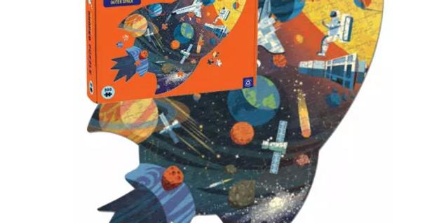 300 pcs Shaped Puzzle - Outer Space
