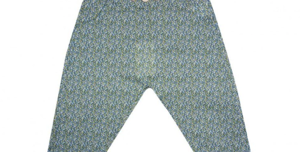 Pantalon Liberty pepper bleu