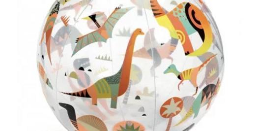 Jeux d'adresse - Ballon gonflable - Dinosaures