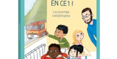 Moi, Je lis en CE1 - La journée catastrophe