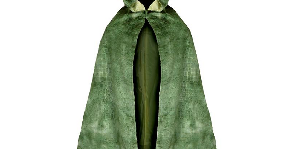 Cape - T.Rex Hooded 5-6 ans