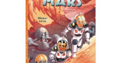 Ma vie sur Mars - Tome 3 Expédition Stony