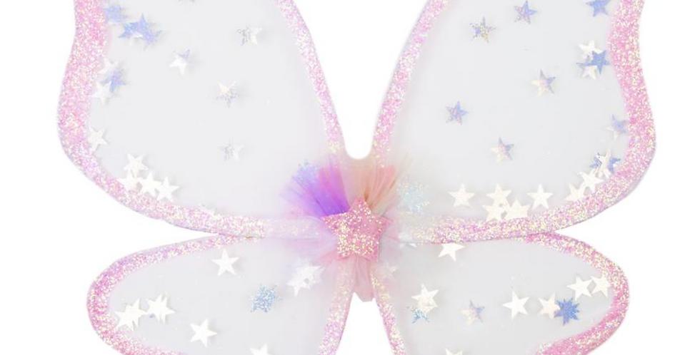 Ailes de fées - étoiles scintillantes
