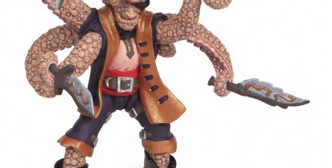 Pirate mutant pieuvre