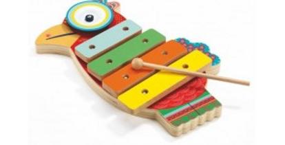 Animambo - Cymbale et Xylophone