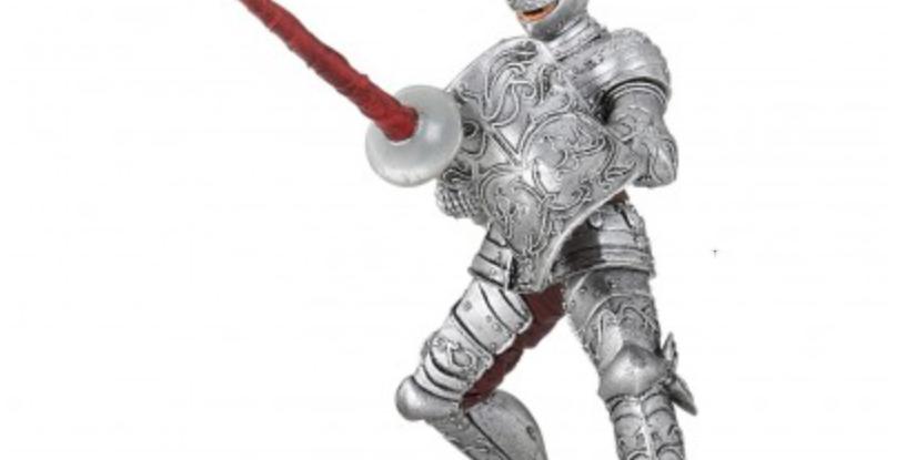 Chevalier en armure