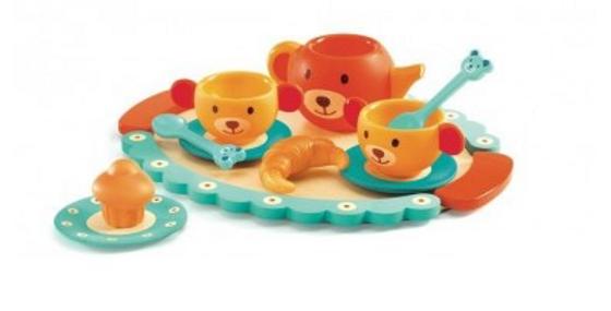 Gourmandises - Le gouter de Teddy