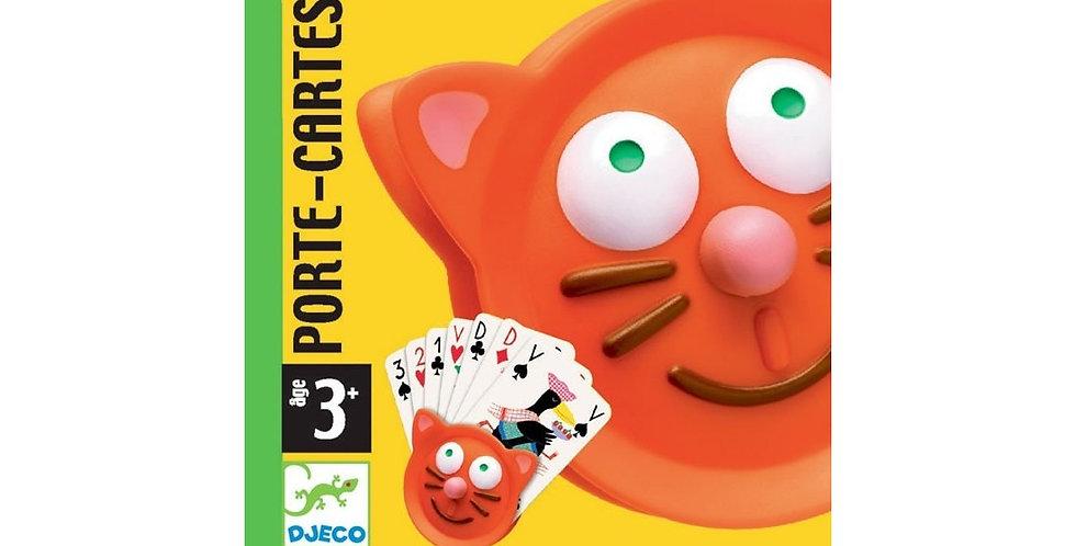 Jeux de cartes - Porte cartes