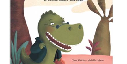Mes p'tits albums - Crocky le crocodile a mal aux dents