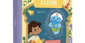 Mes contes à animer - Aladin